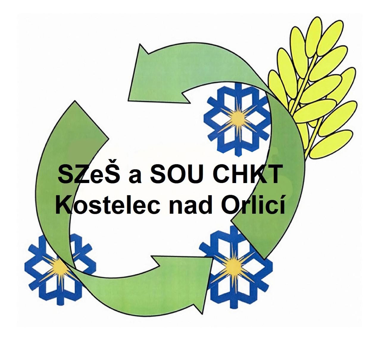 Aktualizované logo školy